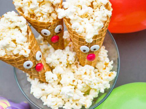Popcornstrutar